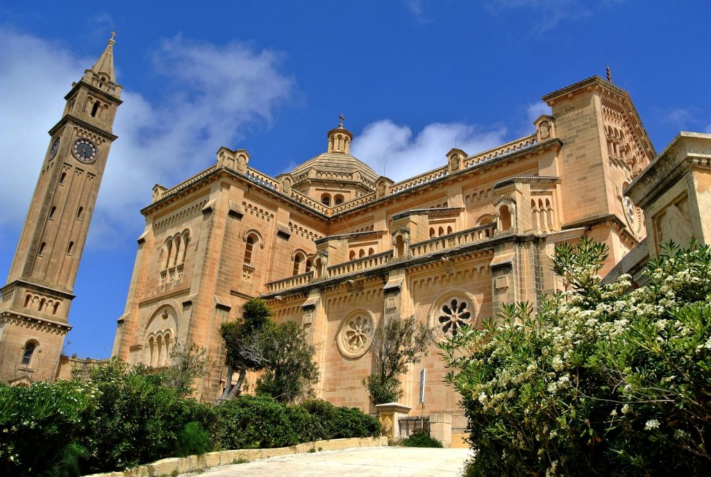 malta bazilika