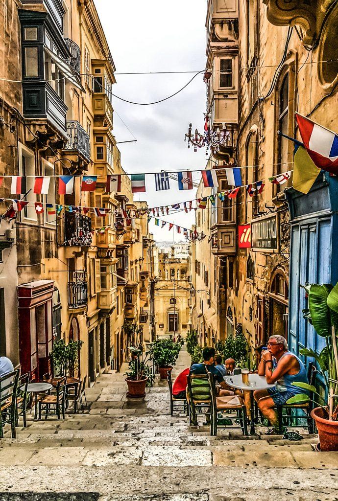 Malta'da İş Kurmak